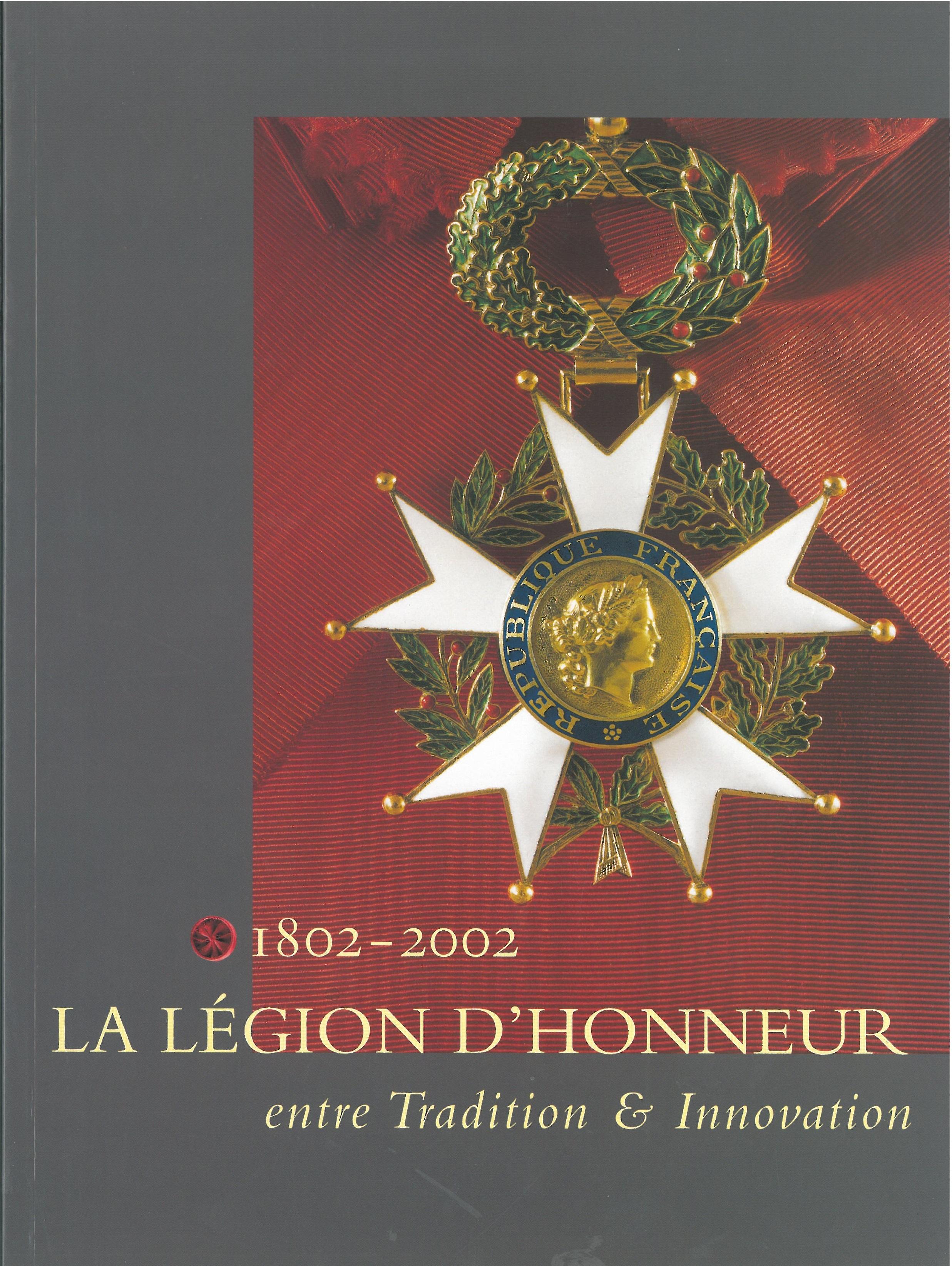 Legion d'honneur 2002