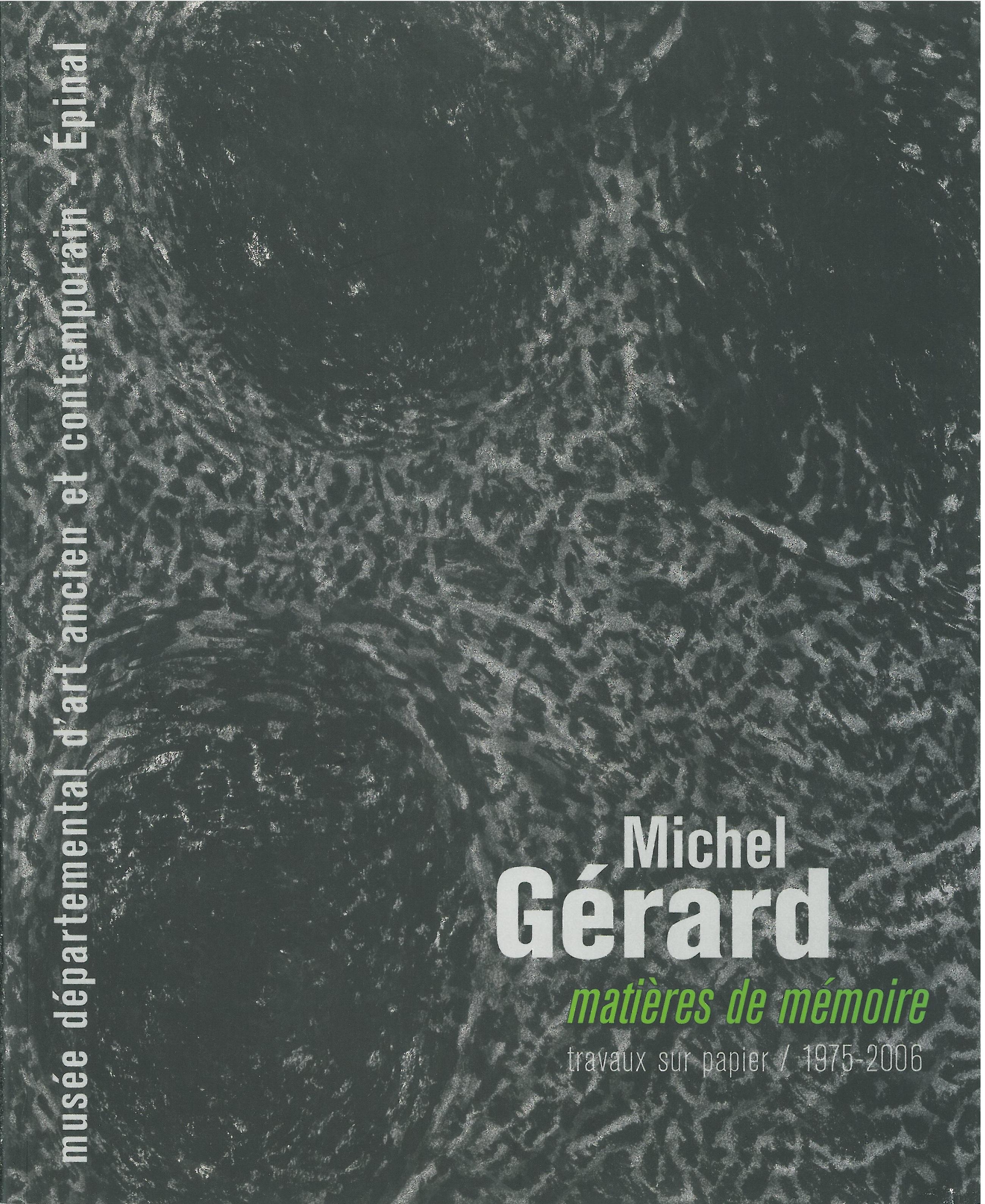 Michel Gérard 2006
